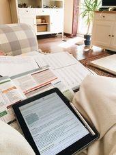 Study Inspiration | Studygram | Studyblr