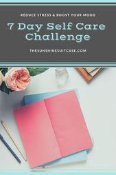 7 Tage Self Care Challenge – Mental Health and Wellness Bloggers