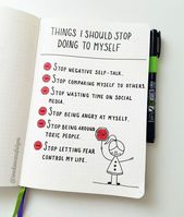 17 Verblüffend einfache Layouts von Self Care Bullet-Journalen   – Journal ideas