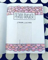 32+ Bullet Journal Inspiration (für dein bisher bestes Jahr) – Tracker Ideen