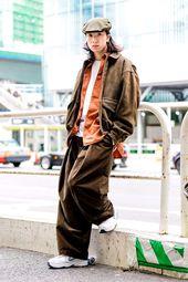 Der beste Street Style der Tokyo Fashion Week im Herbst 2018 – Fancy