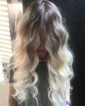 20 Adorable Hairstyle You Can Try This Winter 2020 Ombre Sac