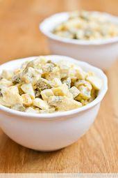 Kartoffelsalat {grundrezept