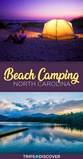 Sleep Proper by the Water at These 9 North Carolina Campsites