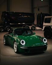 25 +> Are you learning Mr. Green? know. RUF SCR means more power, less weight, more safety features …