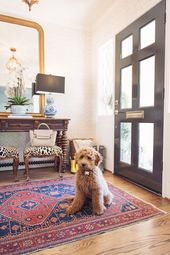Entryway style by House of Harper – #classic #home…