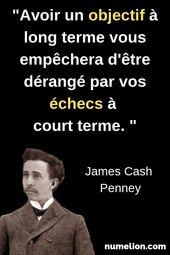 Avoir un objectif sur le lengthy terme – Quotation de Penney