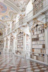 Die schönste Bibliothek der Welt