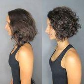 Beste Curly Bob Frisuren für Frauen mit schickem Look