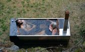 Japanese Style Outdoor Cedar Hot Tubs  – Pool+Sauna