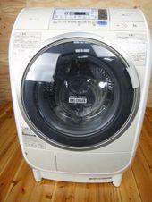ドラム式洗濯機のゴムパッキンのカビの掃除方法 酢や重曹が効く