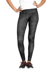 Women S Old Navy Active Compression Leggings Old Navy Workout Attire Compression Leggings Compression Wear