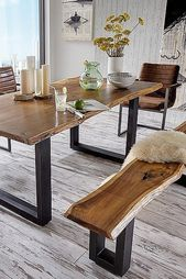 Photo of Premium collection by Home affaire Dining table »Queens« on Rec …