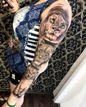 Arbeiten gemacht von Fotograf Wesley Archambault.tattoo.art #tattoo #tattoos # …