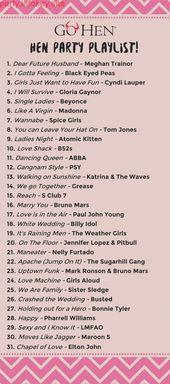 Hen Party Playlist! #music #henparty #wedding #partyplaylist #playlist