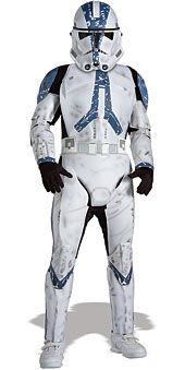 Clone Trooper Costume Clone Costume Trooper Star Wars Klone Kinder Kostum Und Klon Soldat