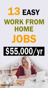 13 Legit Work from Home Jobs You Should Start –