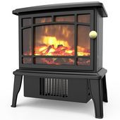 Opolar Mini Portable Electric Fireplace Heater