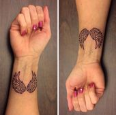 Engel Tattoo Designs mit Bedeutungen – 38 Ideen & Vorlagen