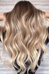 35 Schattierungen von blondem Haar, um Ihnen alle Farbinspirationen zu geben
