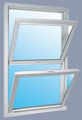 Jeld Wen Builders Series White Vinyl Low E 366 Dbl Hung Window At Menards Double Hung Windows Double Hung White Vinyl