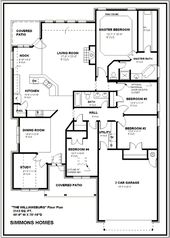 Free Floor Plans   Floor Plans for Free   Floor Plans   CAD Pro Software Free Floor Plans