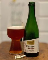 Wayward Ripasso Rosso 2019 Discovery Series Beer Description Ripasso Is A Winemaking Technique Where Wine Is Re Fermen In 2020 Grape Skin Wild Yeast Farmhouse Ale