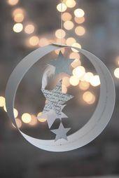 Süße des Advents … – * Sternensüße *   – Weihnachtsbasteln