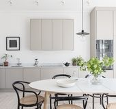 Fresh grey home