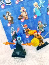 Blind Box & Bag Zusammenfassung: LEGO Disney Minifigures Series 2   – ALL THINGS DISNEY!