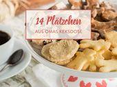 Die beliebtesten Plätzchen – 25 Klassiker aus der Weihnachtsbäckerei
