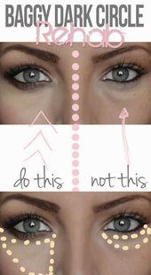 10 einfache Make-up-Tipps für Anfänger   – Make-up