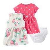 Carters Baby Girls 2 Pk 121h336