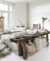 62 böhmische Schlafzimmer Dekor Ideen