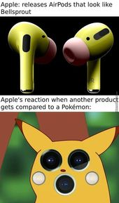 Apple's Bougie New 'Airpods Pro' Gets The Meme Treatment It Deserves