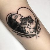 Old School Tattoo: 91 Fotos, auf denen Sie sich in die Technik verlieben können… – Tattoo