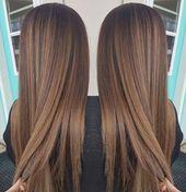 Reiches braunes Haar Erstellt von Kat @stylingbykat bei Erin Melinda Hair Studio