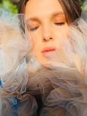 Love Millie Bobby Brown wearing Rodarte SS19 for her Glamour UK cover shoot (sty…