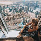 DUBAI. Von der Spitze des höchsten Gebäudes der Welt Patricia Nickens Derr …   – Dubai ootd