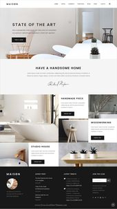 Maison is clean and modern design 12in1 responsive…