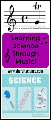 Share it! Science News : Learning Science Through Music! Science Music for Kids 2