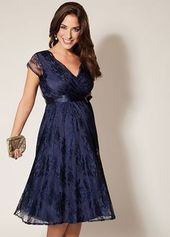 Eden Maternity Gown Short Arabian Nights – Maternity Wedding Dresses, Evening Wear and Party Clothes by Tiffany Rose