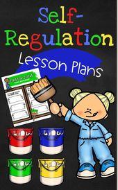 Self-Regulation Lesson Plans