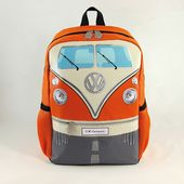 VW T1 Bus Backpack Small – Orange