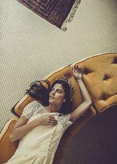 Bridal Separates: Laure De Sagazan Wedding Dress Collection