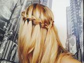 Waterfall braid made easy | Waterfall Braid | OlesjasWelt – YouTube, #Braid #machen #l …