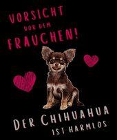 Ohne ein paar Chihuahua Haare Herren T-Shirt Geschenk Idee Hunde Besitzer Lustig