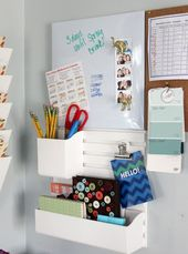 6 Fantastic Ideas to Create the Perfect Family Command Center!