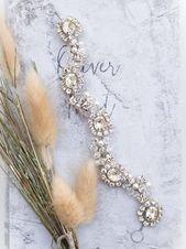 How to Wear a Bridal Headband | Emmaline Bride
