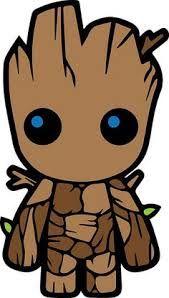 Resultado De Imagem Para Chibi Groot Baby Groot Vingadores Desenhos Da Marvel